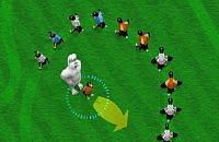 Speel nu het nieuwe voetbal spelletje Pinguins Schieten
