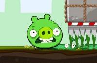 Speel het nieuwe spelletje: Crush Bad Piggie