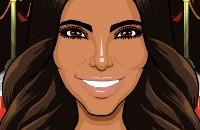 Celebrity Nez Cheveux