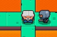 Speel het nieuwe spelletje: Fist Of Frenzy