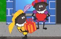Sinterklaas Spelletje: Pakjes Piet