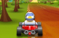Play Super Sprint Karts