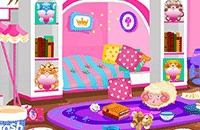 Princess Room Clean Up