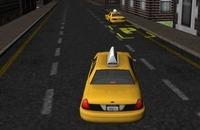 Taxi Parkplatz Sim