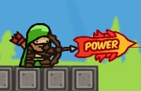 Speel het nieuwe spelletje: Bobby Da Arrow