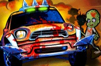 Play Zombie Car Madness