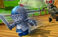 Speel het nieuwe spelletje: Super Castle Sprint