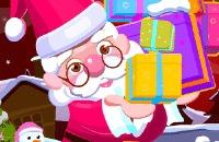 Boutique De Cadeaux De Noël
