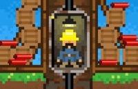 Speel het nieuwe spelletje: Mineshaft - Dynamite Blast