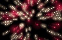 Fuochi D'artificio Di Simulazione