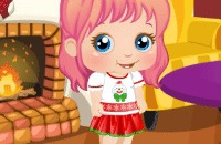 Bebê Alice Natal