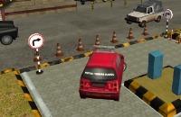 Jugar un nuevo juego: Driving License Test 3d