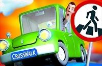 Play Crosswalk Traffic