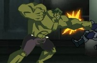 New Game: Hulk Vs