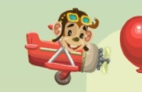Tommy The Monkey Pilote