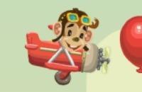 Graj Tommy The Monkey Pilot