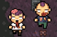 New Game: Pixel Zombies