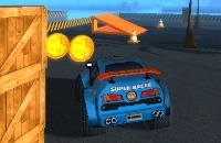 Play Extreme Racing 3d - Training