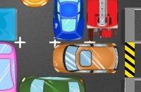 Spiel: Parken Panic