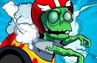 Speel het nieuwe spelletje: Zombie Launcher