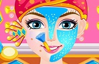 Juega Princess Makeover Salon