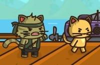 Speel het nieuwe spelletje: StrikeForce Kitty 2