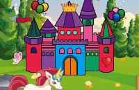 Fada Castelo Projeto