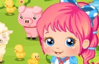 Boerenleven van Baby Alice