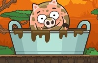 New Game: Piggy In The Puddle 2