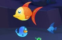 Jogar Os Peixes Comem Peixes 2