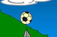 Speel nu het nieuwe voetbal spelletje Ultieme Goal