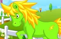 Jogar Pony Cuidados 3