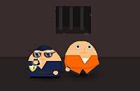 Prison Throw