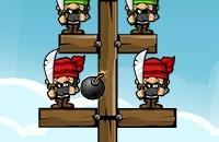 Jogar Siege Herói - Pirate Pilhagem