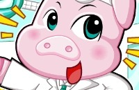 Juega Dr. Piggy Hospital