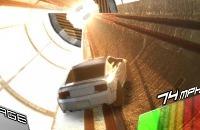 Speel het nieuwe spelletje: Gravity Driver
