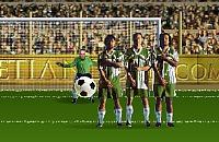 Speel nu het nieuwe voetbal spelletje Vrije trap nemen 3