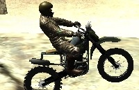 Graj Sports Bike 3d - Speed Race Jump