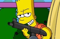 Graj The Simpsons 3d Shooter