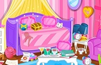 Gioca Princess Room Cleanup 2