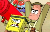 Play Spongebob - Defend The Krusty Krab