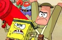 Spongebob - Défendre La Krusty Krab
