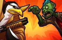 Speel het nieuwe spelletje: Zombies vs Pinguïns 2