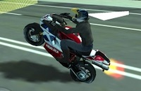 New Game: Motorbike Vs Police
