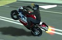 Joue à: Motorbike VS Police