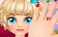 New Game: Princess Hand Doctor