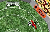 Speel nu het nieuwe voetbal spelletje Voetbal Pong