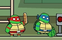 Ninja Turtles Redden New York
