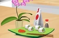 Cozinhar Com Emma: Sushi Rolls