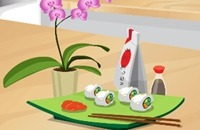 Cuisiner Avec Emma: Sushi Rolls